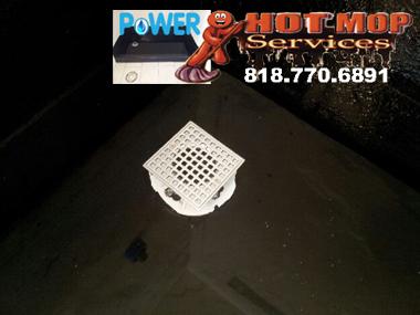 hot mop shower pan drain installjpg